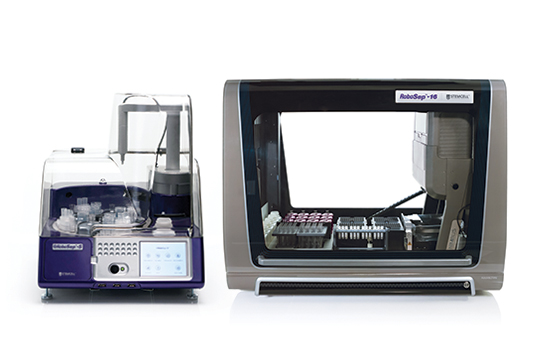 Fully Automated Isolation of Highly Purified Cells with RoboSep™
