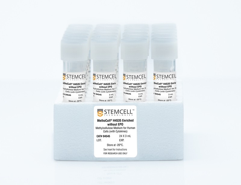 MethoCult™ H4535 Enriched Without EPO