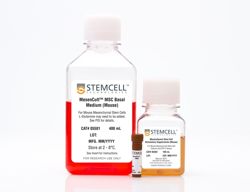 MesenCult™ Proliferation Kit with MesenPure™ (Mouse)