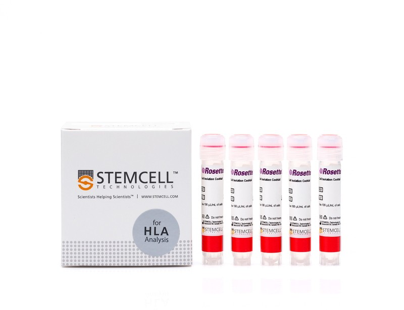 RosetteSep™ HLA T Cell Enrichment Cocktail