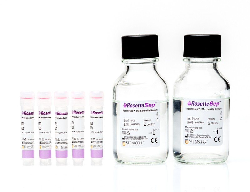 RosetteSep™ HLA Lymphoid Cell Enrichment Kit