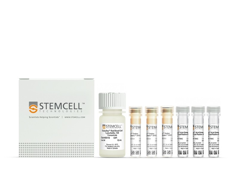 EasySep™ HLA Chimerism Whole Blood B Cell Positive Selection Kit