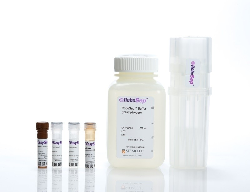 RoboSep™ Mouse CD49b Positive Selection Kit with Filter Tips