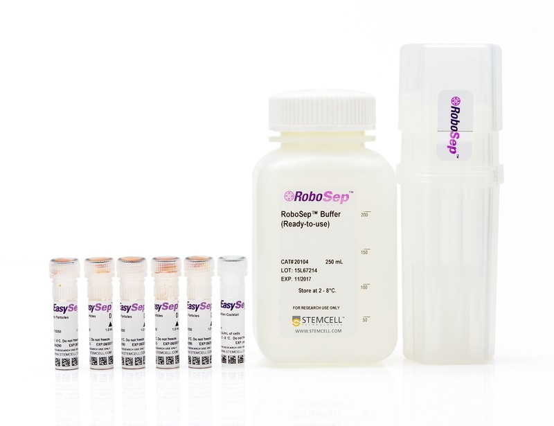 RoboSep™ Human Naïve B Cell Enrichment Kit with Filter Tips