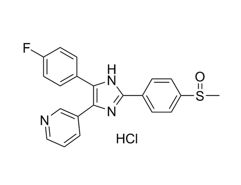 SB203580 (Hydrochloride)