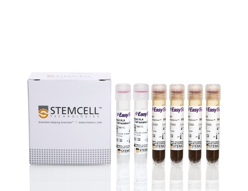 EasySep™ Direct HLA T Cell Isolation Kit (IVD)