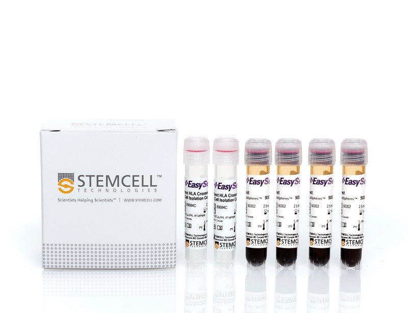 EasySep™ Direct HLA Crossmatch B Cell Isolation Kit (IVD)