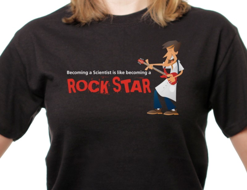 Rock star T-shirt | STEMCELL Technologies