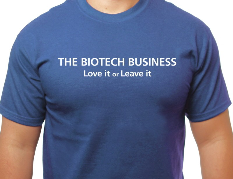 The biotech business T-shirt