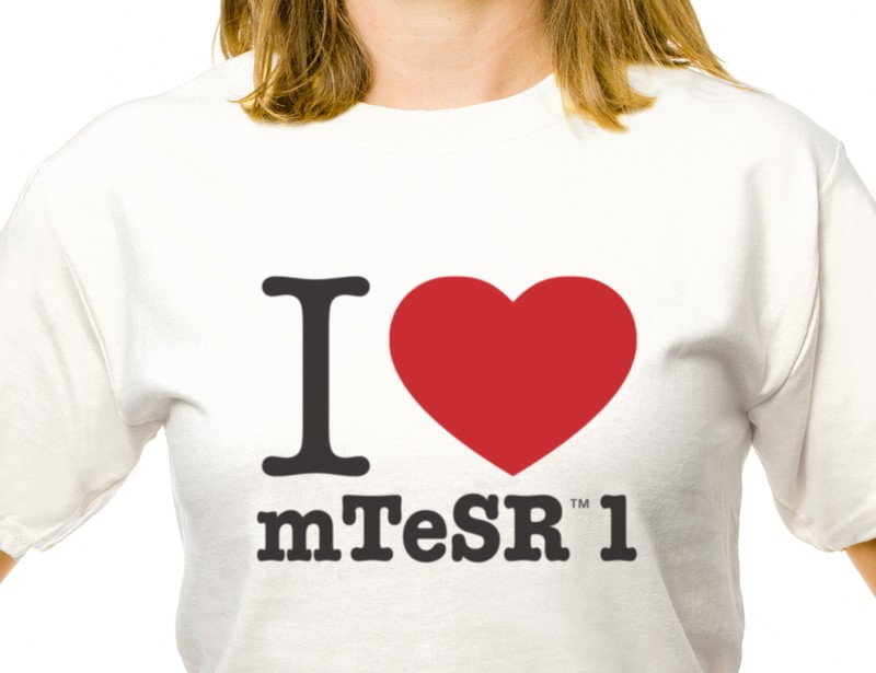 I love mTeSR™ T-shirt