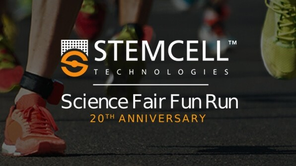 The Science Fair Foundation of BC Announces STEMCELL Technologies as New Title Sponsor of the Fun Run