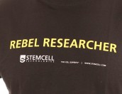 Rebel researcher T-shirt