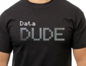 Data dude T-shirt