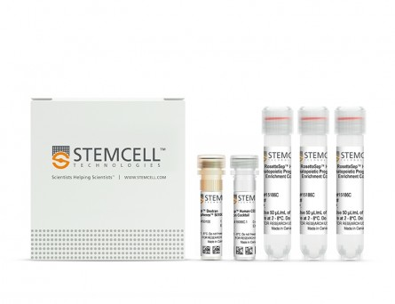 Complete Kit for Human Whole Blood CD34+ Cells|15086