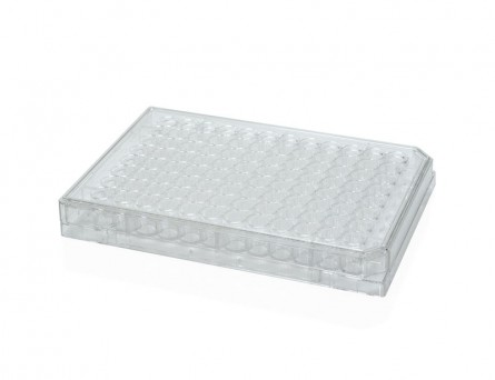 Falcon® 96-Well Flat-Bottom Microplate, Tissue Culture-Treated