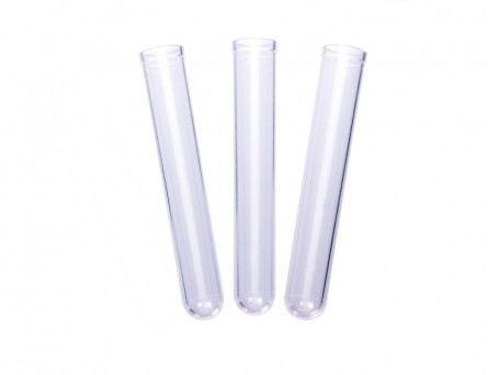 Round-Bottom Polypropylene Tubes without Caps, 5 mL