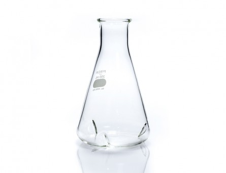 Glass Erlenmeyer Flask
