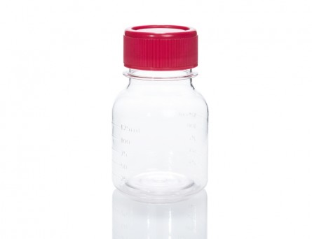 Polystyrene Storage Bottle, 125 mL|38083