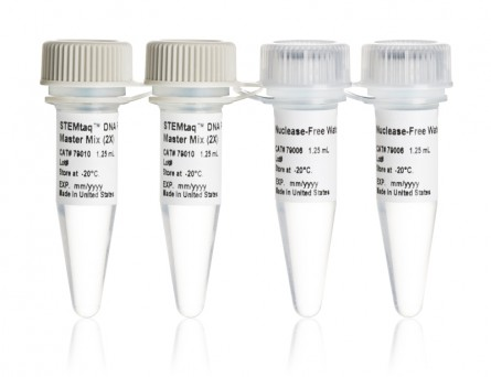 STEMtaq™ DNA Polymerase Master Mix Kit