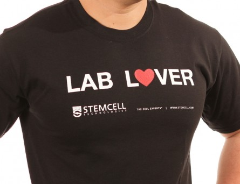 Lab lover T-shirt