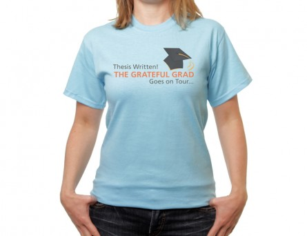 The grateful grad T-shirt