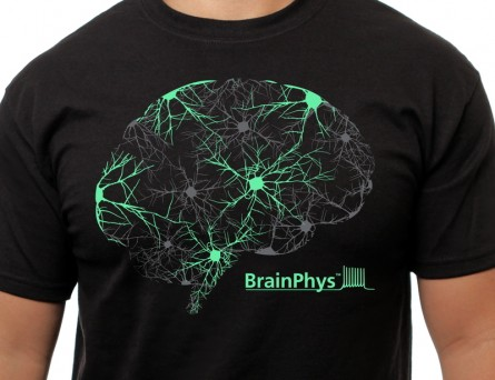 T shirt, BrainPhys, Medium