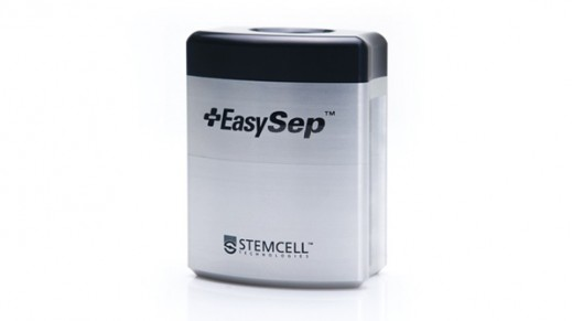 Now Available! Process Large Volumes of Blood, Leukapheresis Samples or PBMC with the Handheld Easy 50 Magnet