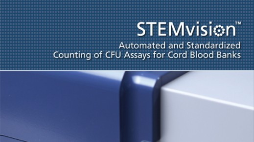 STEMvision™ Automated and Standardized Counting of CFU Assays for Cord Blood Banks