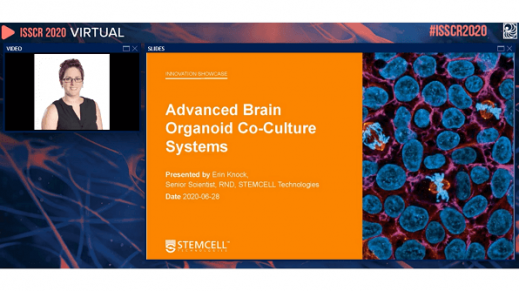 ISSCR Innovation Showcase: Advanced Brain Organoid Co-Culture Systems