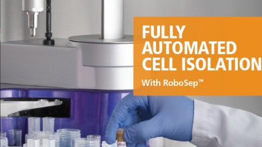 Fully Automated Cell Isolation with RoboSep™-S