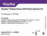 Label For EasySep™ Release Human CD45 Positive Selection Kit