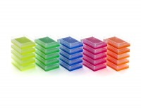 Axygen® PCR Tube Storage Rack with Lid, Spectrum Pack