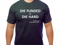 Live funded T-shirt