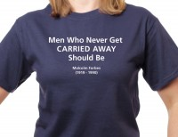 Get carried away T-shirt