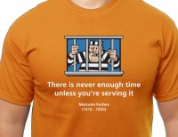 Never enough time T-shirt