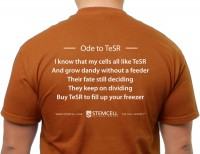 Ode to cell culture T-shirt