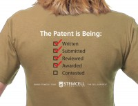 We have patented.. T-shirt