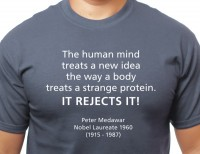 Avoid rejection T-shirt