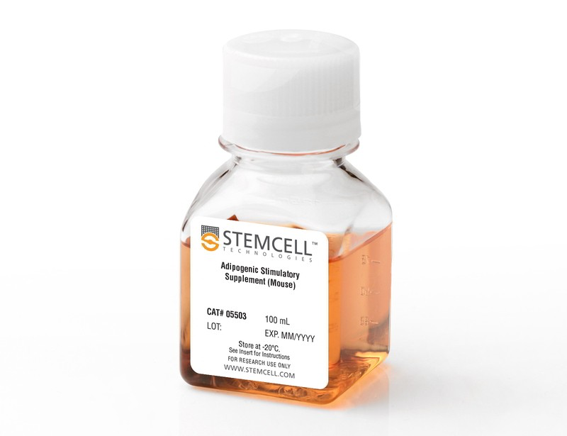 MesenCult™ Adipogenic Stimulatory Supplement (Mouse)