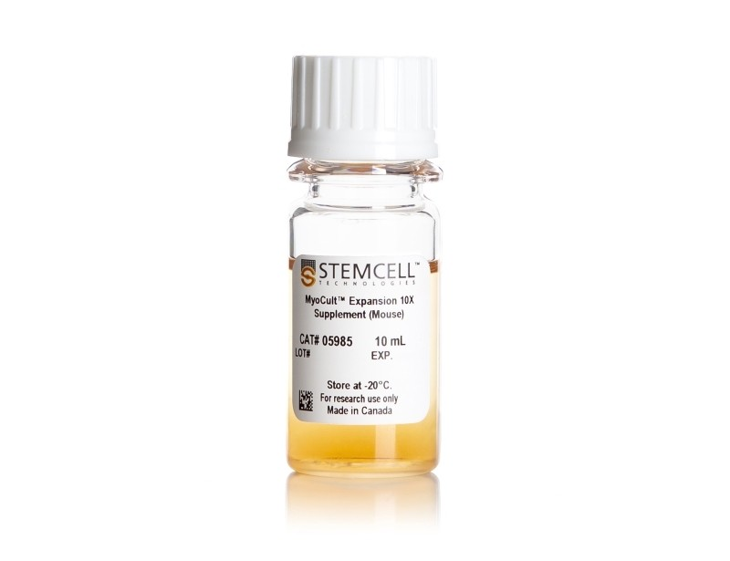 MyoCult™ Expansion 10X Supplement (Mouse) for Myoblasts