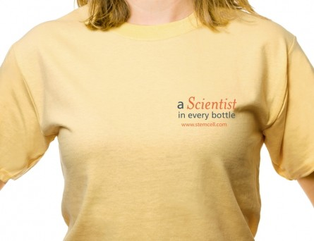 A scientist in every bottle T-shirt