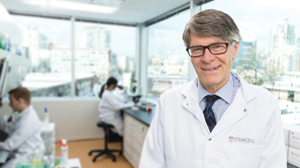 STEMCELL CEO Talks COVID-19 Research on Global News