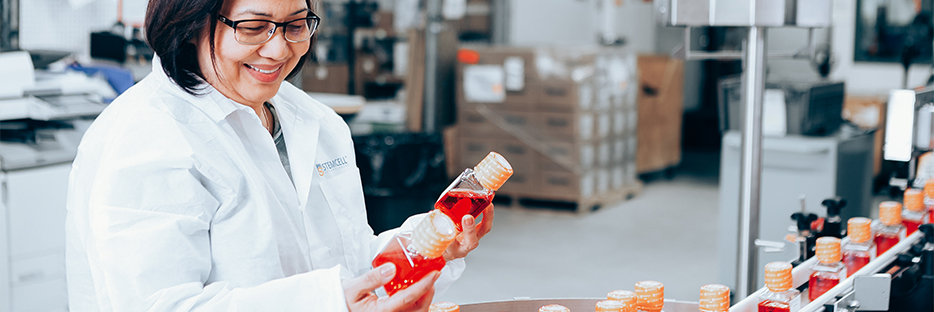 STEMCELL's commitment to quality manufactured products and services