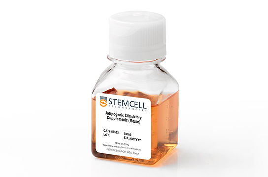 MesenCult™ Adipogenic Stimulatory Supplement (Mouse)
