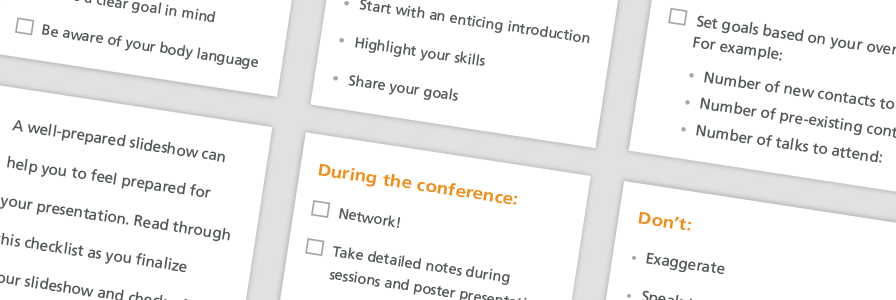 Networking and Conference ToolKit