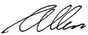 allen-signature