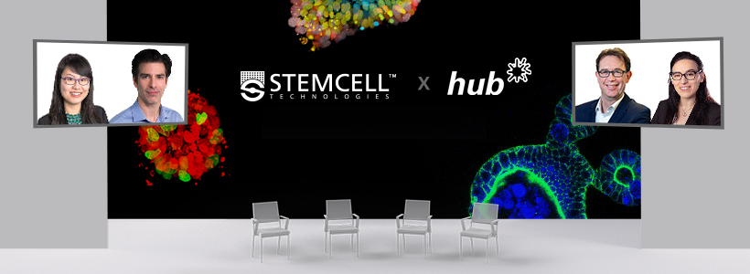 Join us on May 27 for a virtual mini-symposium with Hubrecht Organoid Technology and STEMCELL Technologies.