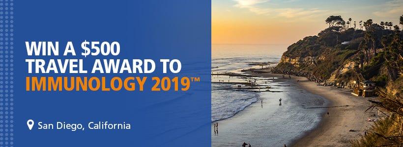 Enter to win a $500 travel award to AHA 2018.