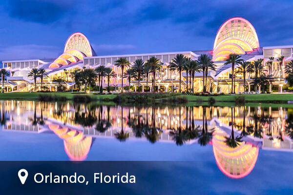 Enter to win $500 toward travel costs to ASH 2019 in Orlando, Florida.
