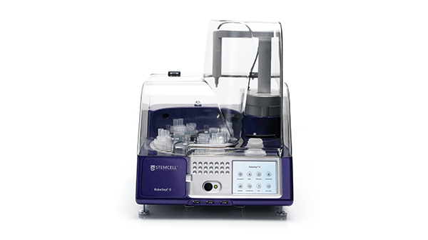 RoboSep™: Fully automate your cell isolation.